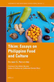 food and flavors in tikim essays on