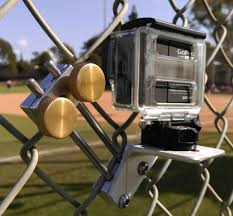 Fence Clip Excellent Video Through A Chain Link Fence Chain Link Fence Diy Fence Clips Camera