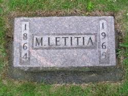 Margaret Letitia Townsley Gibson (1864-1965) - Find A Grave Memorial