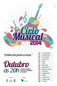 Divulgada agenda de shows do Círio Musical - Comunidade Católica Shalom
