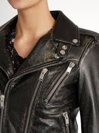 saint lau l171 distressed leather