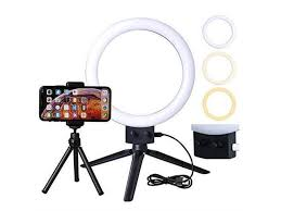 ssline led ring light with stand 7