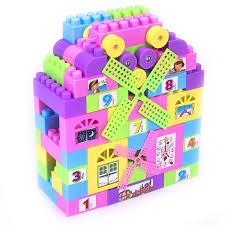 Bộ đồ chơi xếp hình 0809, bộ đồ chơi lắp ghép