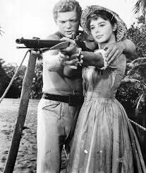 Silver Scenes - A Blog for Classic Film Lovers: James MacArthur and Janet  Munro - A Disney Duo