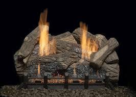 vent free 7pc highland oak refractory