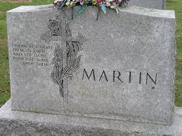 Martin, Ada (Lundy's Lane Cemetery)   Niagara Falls Canada