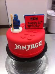Ninjago Jay - CakeCentral.com