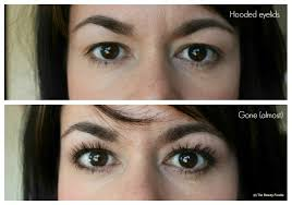 eye makeup for hooded eyes the beauty