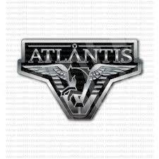 From 4 50 Buy Stargate Atlantis Pegasus Emblem Sticker At Print Plus In Stickers Movie Music At Print Plus