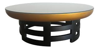 theodore muller lotus coffee table for