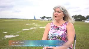 Skydive TV® | Jackie Smith – 2018 International Skydiving Museum & Hall of  Fame