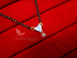 me131p daphne cute tiny mangalsutra