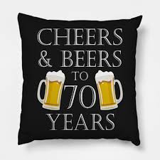 beers to 70years 70th birthday gift