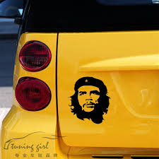 1 X Che Guevara Revolution Car Sticker Castro Tuning Decal Cuba Cuba Fidel Archives Midweek Com