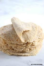 low carb almond flour keto tortillas