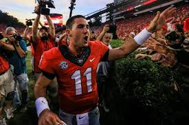 Where Does Georgia's Aaron Murray Rank Among All-Time Great SEC ...