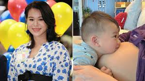 Myolie Wu reveals gender of second child - Toggle
