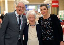 Magic Myrtle takes ambassador role at 83 | Mid Sussex Times