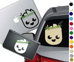 Guardians Of The Galaxy Baby Groot Decal Sticker