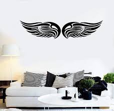 Wall Stickers Vinyl Decal Wings Garage Car Driver Decor Mural Unique G Wallstickers4you