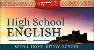 high english at seton home study