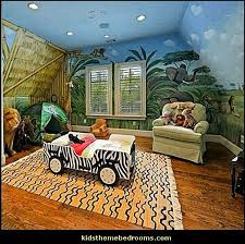 Safari Jeep Bed Toddler Bedroom Decorating Safari Jungle Theme Jungle Bedroom Theme Toddler Bedroom Decor Toddler Bed Boy