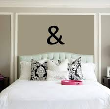 Amazon Com Oracal Ampersand Vinyl Wall Decal Home Decor Quote Art Home Kitchen