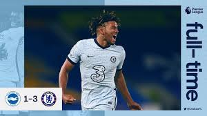 Brighton vs Chelsea 1-3 – Highlights ...