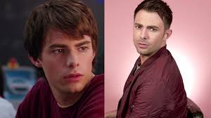 Mean Girls' star Jonathan Bennett on Aaron Samuels, working with Lindsay  Lohan