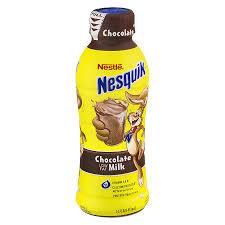 nestle nesquik lowfat milk chocolate