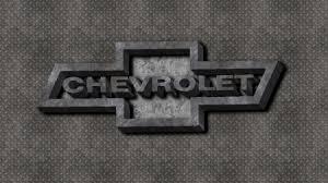 1970s chevrolet steel logo emblem
