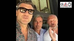 Vieri, Andrea Pucci e tanta ignoranza (sono ubriachi?) - YouTube