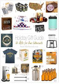 holiday gift guide gifts for beer