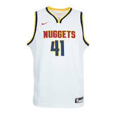 NBA NIKE JUNIOR NBA Nike DENVER NUGGETS HERNANGOMEZ JUAN SWINGMAN ASS. -  Maglia Junior style spec - Private Sport Shop