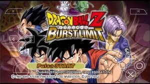 new dragon ball z shin budokai 3 burst