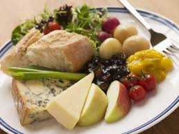 Go for an English - classic meals - the ploughman's lunch