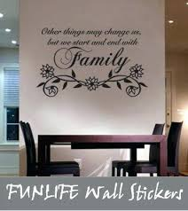 family quotes wall decals vinyl art lovely decal carolanderson
