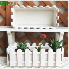 Buy Home Gardening Supplies Plastic Fence Fence Fence Flower Parterre Garden Fence Fence Fence Decorative Fence Garden Fence Mini In Cheap Price On M Alibaba Com