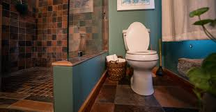 how to move a toilet over a few inches