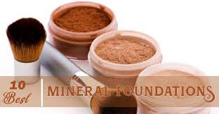 10 best mineral foundations with spf