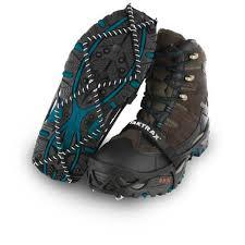 yaktrax pro shoe grippers 8609