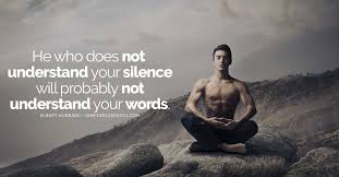 quotes on silence to bring powerful insights to your life