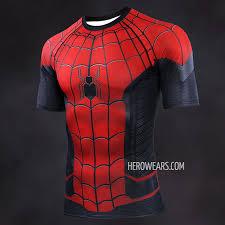 pression shirt short sleeve rashguard