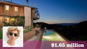 AWOLNation's Aaron Bruno buys a 10-acre retreat in Malibu - Los ...