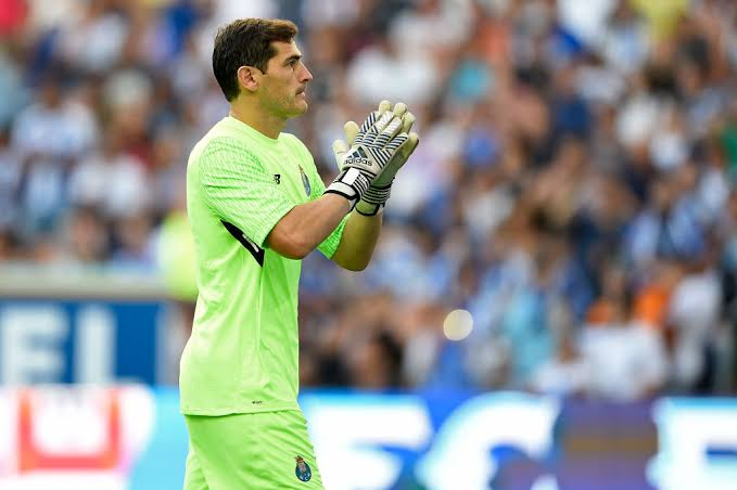 """Image result for casillas getty"""""""