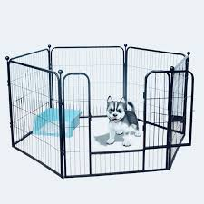 Babysafe Dog Fence Pet Dog Fence Dog Iron Cage Small Medium Large Dog Teddy Fence Indoor Buy At The Price Of 189 63 In Aliexpress Com Imall Com