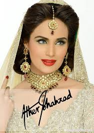 ather shahzad makeup saubhaya makeup