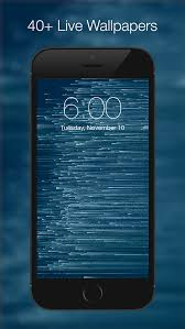 how to get live wallpapers on iphone se