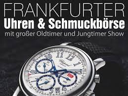 frankfurt watch and jewelry exchange