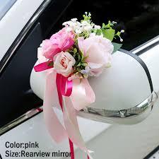 flower door handles rearview mirror